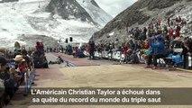 [Sport] Record du monde du triple saut : Taylor doublement battu