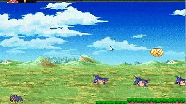 Game 7 viên ngọc rồng - Songoku đi tìm ngọc rồng