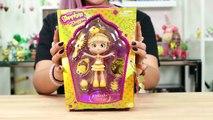 Anniversaire petit gâteau dor Lune marin surprise Sachi | shopkins jessicake | sdcc Comiccon