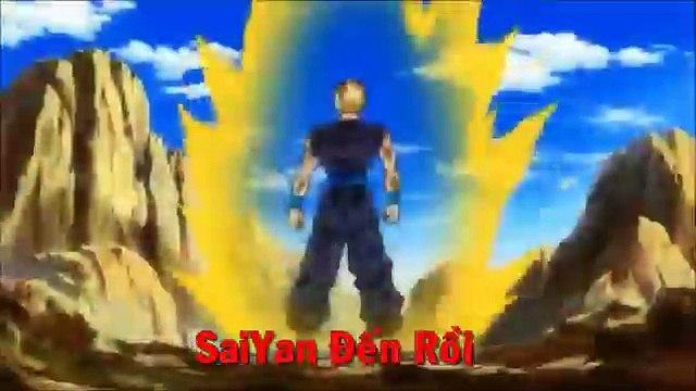 Bảy viên ngọc rồng siêu cấp - Saiyan đến rồi - hài hước amv