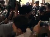 Shamefull Act of Ayyan Ali In Front Of Media   Watch ONline Leaked MMS,Scandal Videos,Leaked MMS,Leaked Videos