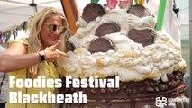 Foodies Festival 2017 - Blackheath, London, England | Vlog review | GH5