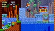 Sonic Mania - Bande-annonce de lancement