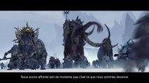 Total War Warhammer - Bande-annonce du DLC Norsca