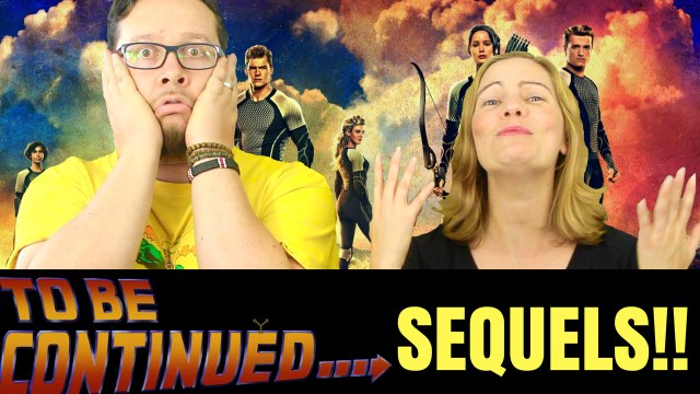 Movie Sequels Upcoming 2017, 2018  and beyond - Hunger Games, Top Gun 2, Star Wars, Marvel