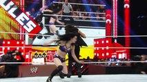 Extreme Rules 2014- Paige vs. Tamina