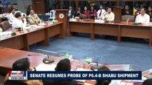 Senate resumes probe of P6.4-B shabu shipment