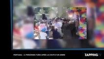 Portugal : 11 personnes tuées après la chute d'un arbre (vidéo)