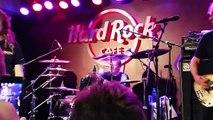 Phil Rudd Band Shot Down In Flames Hard Rock Café Oslo, Norway 31.03.2017