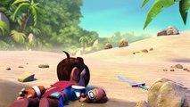 CGI 3D Cinematic HD HEROES by Exodo Animation Studios MovieBuzz Clips