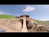 History Made! First Ever BMX Quad Backflip | Nitro Circus | Jed Mildon