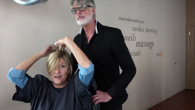 MAKEOVER:  Not Extreme But Extreme, by Christopher Hopkins, The Makeover Guy®