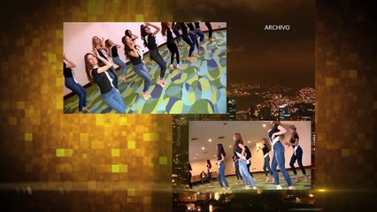 Sábado en la noche llegó a los ensayos del Miss Earth Venezuela