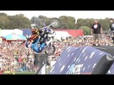 World's First 3-Person FMX Backflip - Cam Sinclair