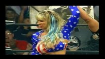 WCW Backstage Assault Mona vs Madusa