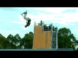 World's First Double Front Flip 360 - Silly Willy