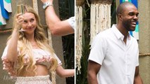 Here's What Went Down Between Corinne Olympios & DeMario Jackson on the Season Premiere of 'Bachelor in Paradise' | THR News