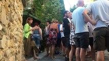 Vaucluse : à Rasteau, la nuit du vin en trois couleurs