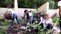 Costa Oriental, Portuguesa y Zulia del Miss Earth hablan sobre la gira de medios