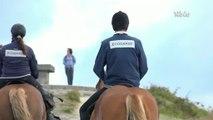 Environnement: Eco-garderie à cheval au Ménez-Hom (Bretagne)