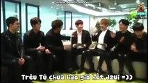 Clip Hài | EXO Một Số Chuyện Đội Quần Ở Concert Part 1