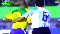 Brazil vs Argentina 3 1 WC Qualifiers 2004 All Goals & Full Highlights