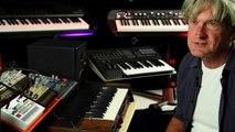 Human League keyboard player, Ian Burden talks about the synths Part 1