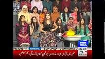 Firdous Ashiq Awan & Noor Awan - Mazaaq Raat 15 Aug 2017