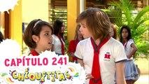 Chiquititas - capítulo 241 - 15.08.17 - Completo