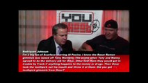 Scott Hall How He Became Razor Ramon Scarface Influence + Reenacts Scarface Scene
