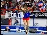 Alexei NEMOV (RUS) floor 2002 Europeans Patras EF