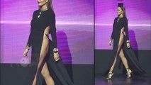 Chrissy Teigen SHOCKING Wardrobe Malfunction At AMA 2016