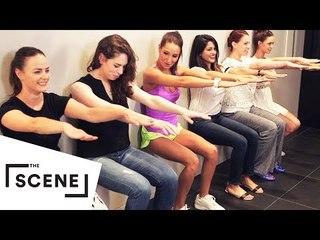三個超簡單辦公室運動 不用上健身房也能瘦! 美週美妝日