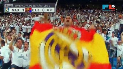 Marco Asensio INCREDIBLE Goal - Real Madrid vs Barcelona 1-0 - Spanish Super Cup 16-08-2017 HD