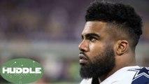 Are the Cowboys SCREWED Without Ezekiel Elliot? -The Huddle