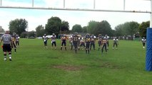 Highlight M.Bergeron Vikings vs Aigles