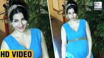 Soha Ali Khan Spotted Attending Saif Ali Khan's Birthday Bash