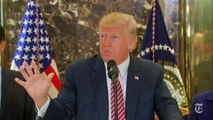 Trump Defends Initial Remarks on Charlottesville-Buzzviewers