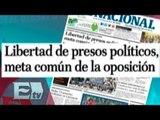 Portadas prensa internacional: 19 de febrero / Paola Barquet