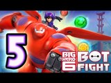 Big Hero 6 Bot Fight Walkthrough (iOS, Android) Gameplay Part 5