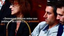 «Robin des bois à l'envers» : François Ruffin fustige Macron