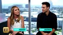 Ryan Guzman Admits He Had a Crush on Piper Perabo Before Landing Notorious