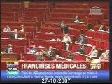 'LES députés' ? ''La majorité des députés' (UMP+NC)' !
