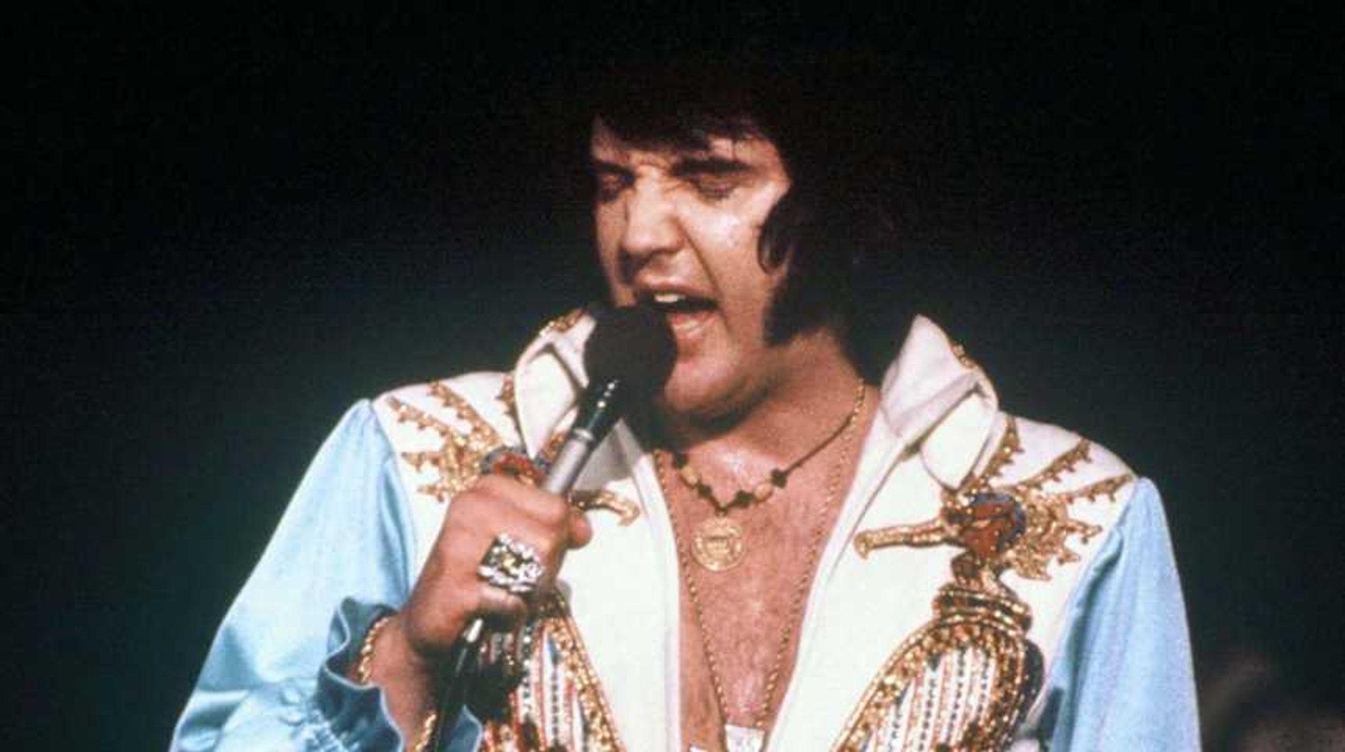 Le dernier concert d'Elvis Presley, 40 ans après sa mort - Vidéo Dailymotion