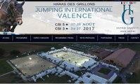 Jumping International de Valence - 5* - du 17 au 20 aout 2017