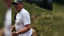 Cet homme fait un incroyable lancé avec un frisbee! Cet homme fait un incroyable lancé avec un frisbee!