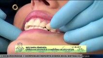 Candidatas del Miss Earth visitaron al odontólogo Luis Sifont