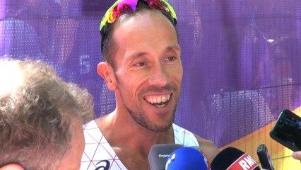 Londres 2017 : Yohann Diniz champion du monde du 50 km marche