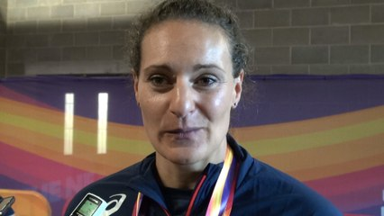 Londres 2017 : Mélina Robert-Michon médaillée de bronze du lancer du disque