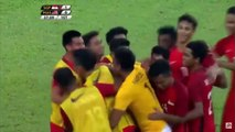 U22 MALAYSIA vs U22 SINGAPORE 2-1 - All Goal & Highlights - SEA GAMES 29 - 16.08.2017